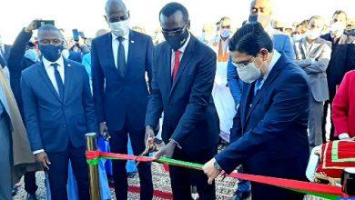 افتتحت جمهورية هايتي، اليوم الاثنين، قنصلية عامة لها بالداخلة. وهي ثامن تمثيلية دبلوماسية يتم تدشينها بحاضرة إقليم وادي الذهب في أقل من سنة.