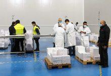 بدأت السلطات المغربية، اليوم الإثنين، بالدار البيضاء، عملية توزيع اللقاح ضد فيروس كوفيد-19 على الجهات، تحسبا لإطلاق عملية تلقيح وطنية واسعة النطاق خلال الأسبوع الجاري.