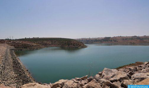 بلغ حجم المخزون المائي لسدود جهة مراكش آسفي، إلى غاية 7 مارس الجاري، 126,48 مليون متر مكعب بنسبة 53,38 في المئة، مقابل 90,5 مليون متر مكعب خل