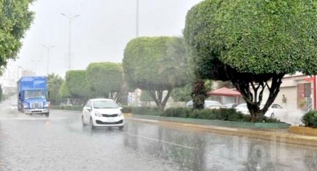 أفادت المديرية العامة للأرصاد الجوية بأنه من المرتقب أن تهم زخات مطرية رعدية قوية وهبات رياح قوية، يومي الأربعاء والخميس المقبلين، عددا من