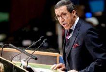 ندد عمر هلال، السفير الممثل الدائم للمغرب بالأمم المتحدة،بالارتباط الإيديولوجي والعمى السياسي لجنوب إفريقيا حول الصحراء المغربية، وذلك في رس
