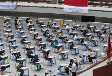 أعلن وزير التربية الوطنية والتكوين المهني والتعليم العالي والبحث العلمي، أن 518ألفا و430مترشحا سيجتازون الدورة العادية لنيل شهادة البكالوريا