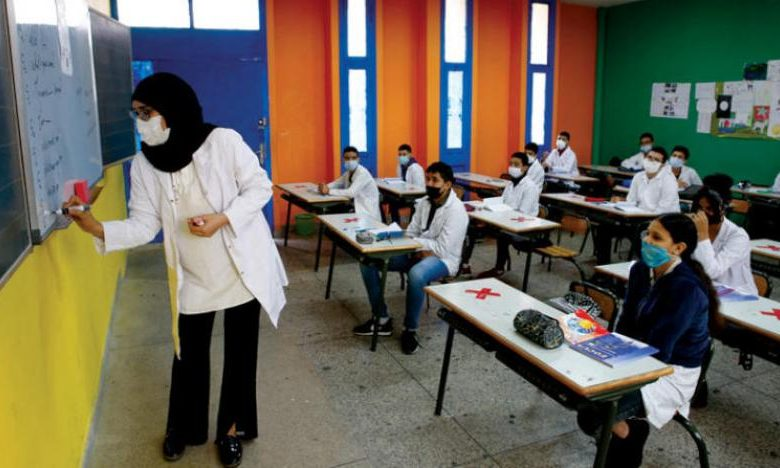 أعلنت وزارة التربية الوطنية والتكوين المهني والتعليم العالي والبحث العلمي أنها أصدرت مذكرة وزارية بخصوص وضع برنامج العمل التربوي لإنجاح ال